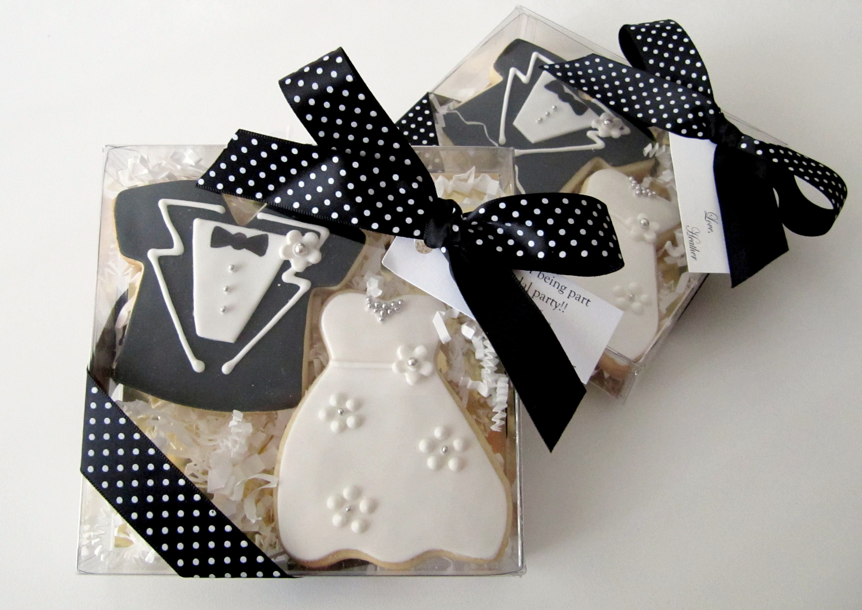 Custom wedding favors bridal shower favors from lv sweets lv junglespirit Choice Image